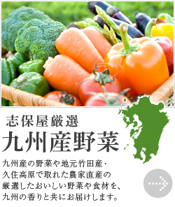 九州産野菜